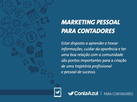 Marketing Pessoal para Contadores